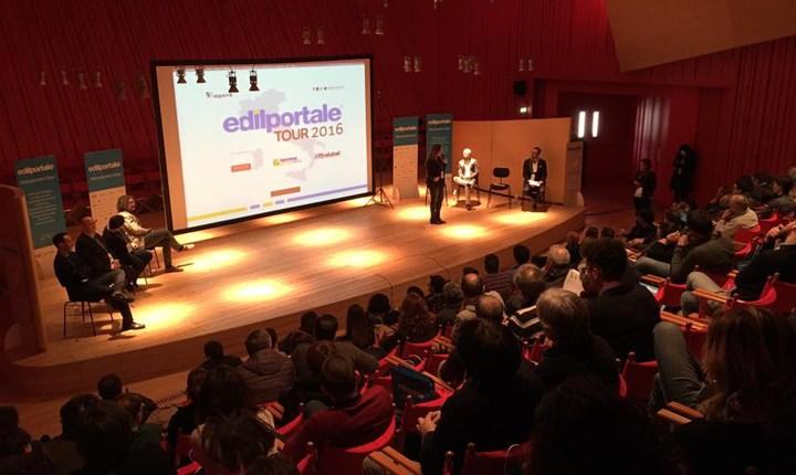 Edilportale Tour 2016, a L'Aquila la riqualificazione della Basilica di Collemaggio