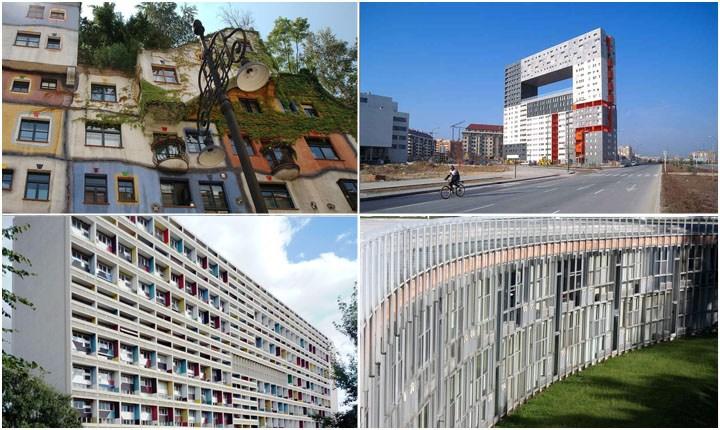 Quando l edilizia sociale incontra le archistar for Case di architetti famosi