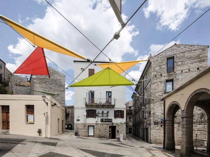 Pronta Piazza Faber di Alvisi Kirimoto + Partners e Renzo Piano