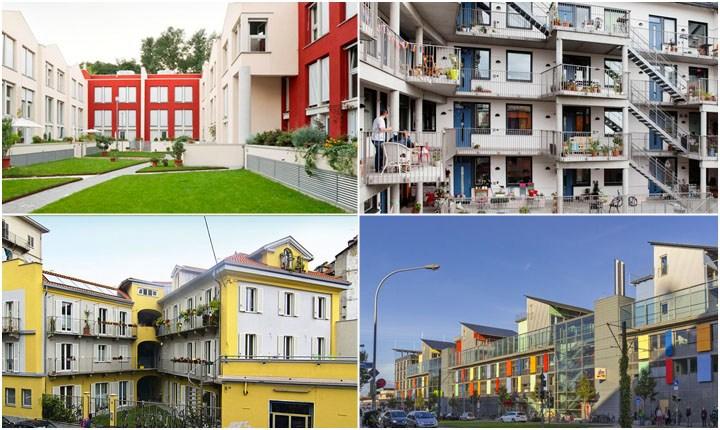 Cohousing, dall'Italia e dall'estero esempi di abitare sostenibile