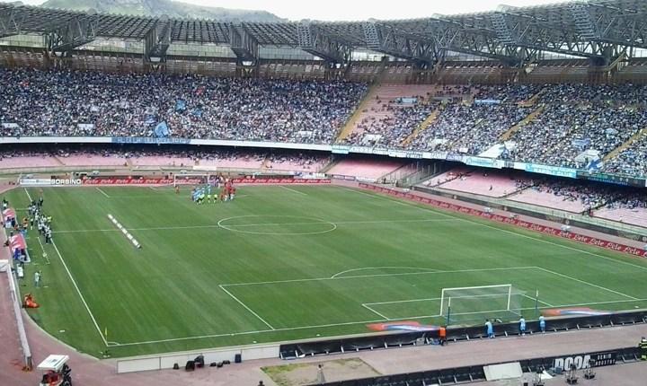 Dall'Istituto per il Credito Sportivo 5 milioni di euro per ristrutturare lo stadio San Paolo