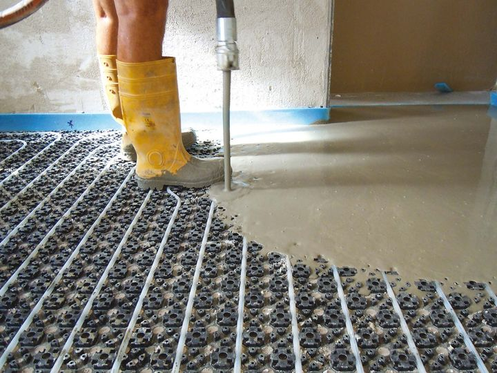 La nuova soluzione laterlite per i sistemi di riscaldamento a pavimento - Tipi di riscaldamento casa ...