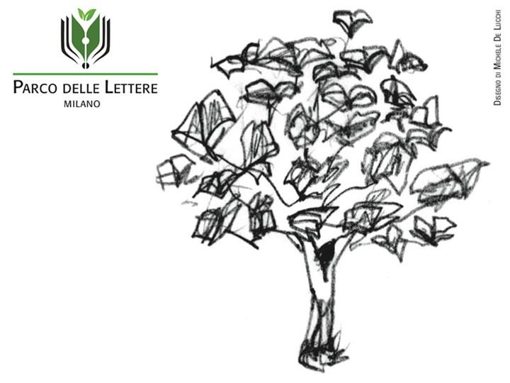 Parco delle Lettere Milano. Scrivere, leggere, trovarsi nel verde in città
