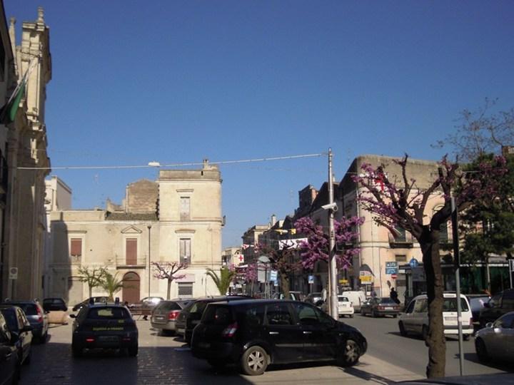 Altamura: verso la conclusione il concorso per riqualificare Piazza Santa Teresa