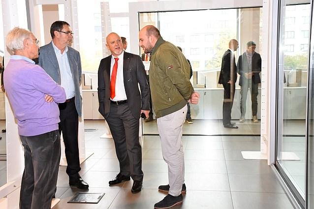 Inaugurato design studio milano lo showroom milanese di aluk for Aziende design milano