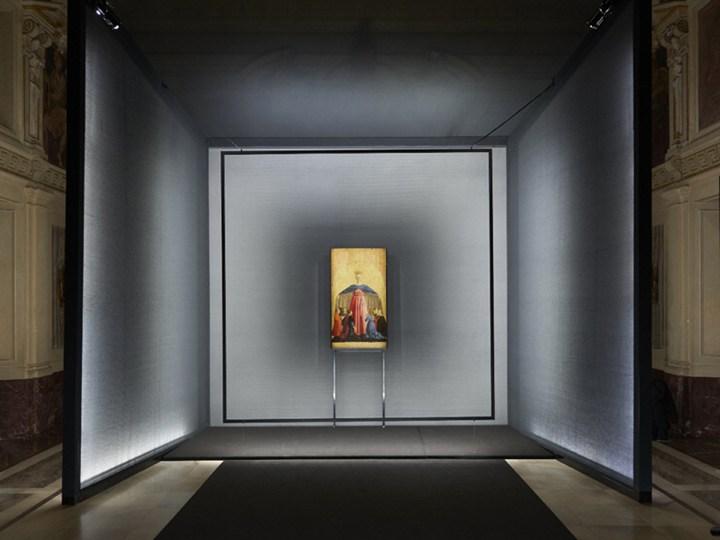 La Madonna della Misericordia di Piero della Francesca in mostra