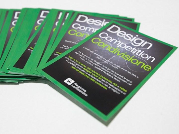 Online il bando di Design Competition – Condivisione