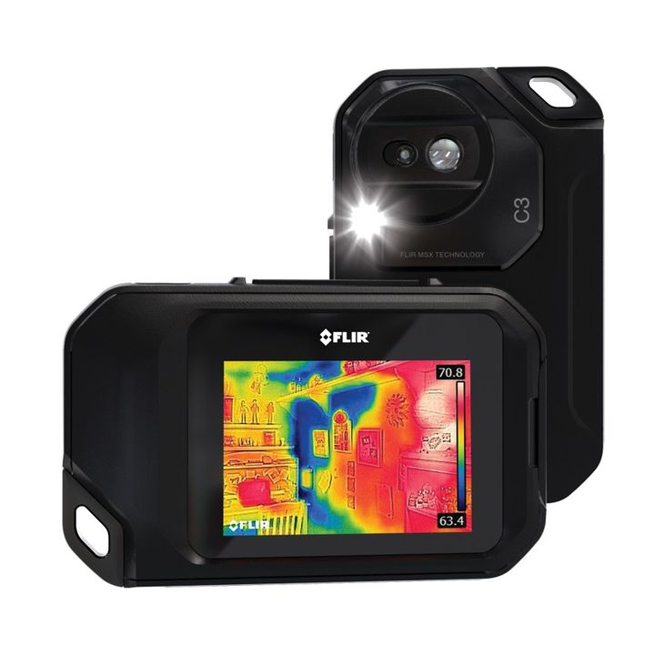 FLIR presenta cinque nuove termocamere al CES 2017