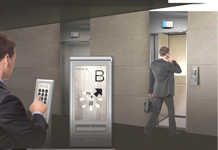 Otis migliora Prestazioni e Design degli ascensori prima ancora di modernizzarli