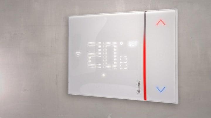 Bticino smarther termostato intelligente ora supporta for Termostato bticino thermo p