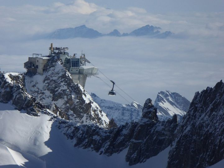 Al via il concorso di idee Museo Skyway Monte Bianco