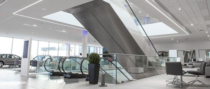 Q-railing per Volkswagen