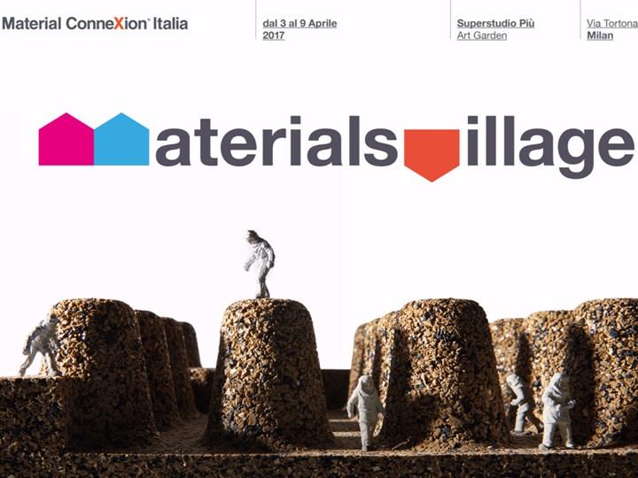 Materials Village 2017: come creare la città intelligente