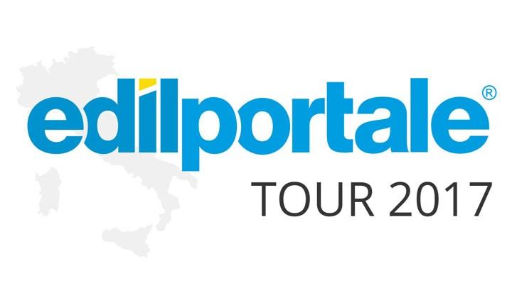 Parte l'ottava edizione di Edilportale Tour