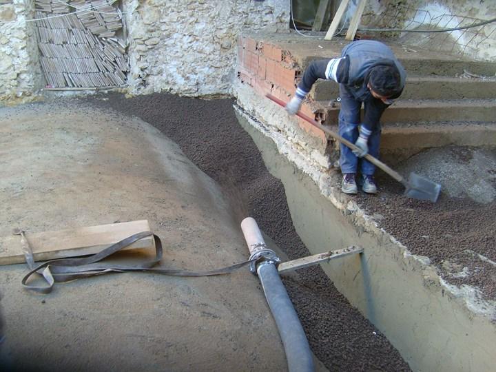 Laterlite per il restauro di un ex convento in Sicilia