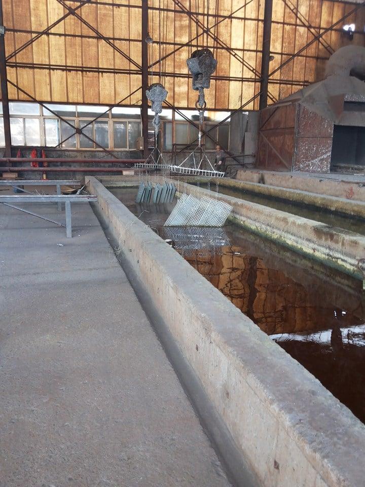 Link Industries, prodotti per il drenaggio in acciaio zincato a caldo