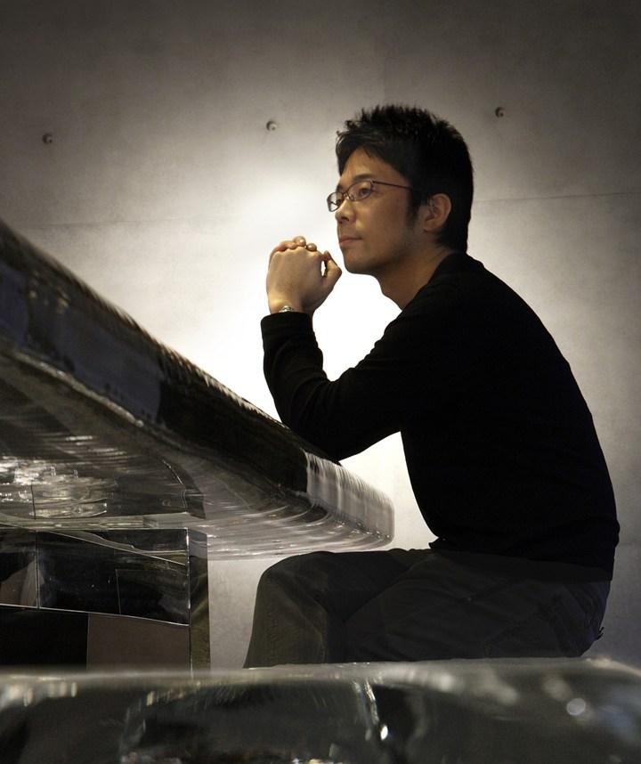 Tokujin yoshioka x lg s f senses of the future for Tokujin yoshioka