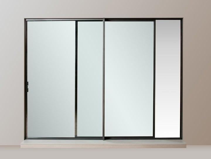 Nuovo scorrevole panoramico Schüco ASE 67 PD: completa trasparenza, massima accessibilità