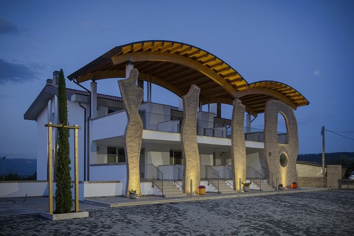 BigMat, trasformare un antico edificio rurale in una residenza di pregio