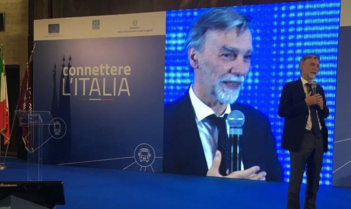 Dèbat public, 'cura del ferro' e alta velocità: è il piano 'Connettere l'Italia' del Governo