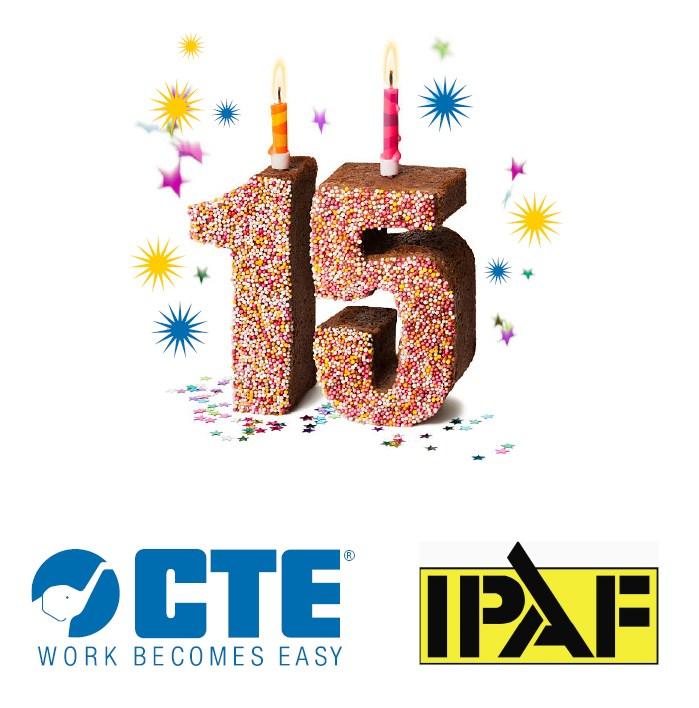 Buon Compleanno CTE e IPAF
