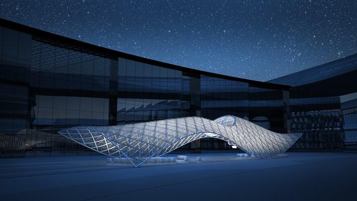 Stahlbau Pichler per Expo Astana 2017