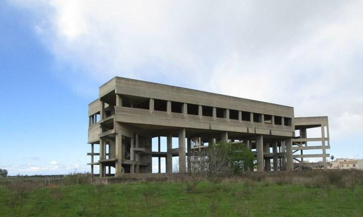 Cantiere del Palazzo di Città di Nardò (LE)