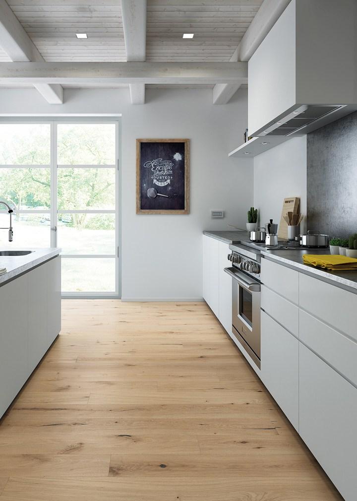 Rinnovare il pavimento senza rinunciare al calore del legno - Rinnovare pavimento ...