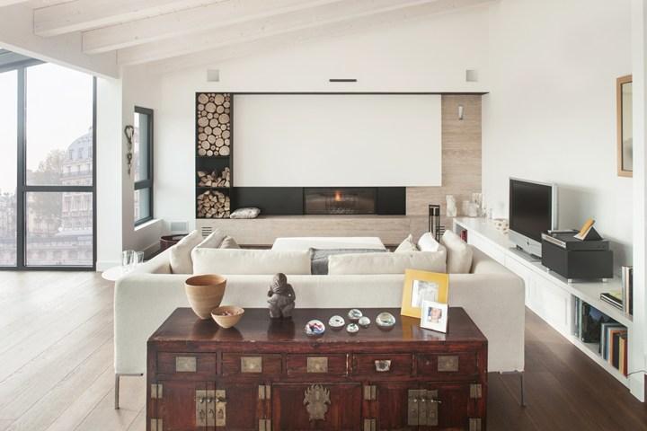Syntesis di eclisse per una villa prefabbricata in legno e for Suite prefabbricata