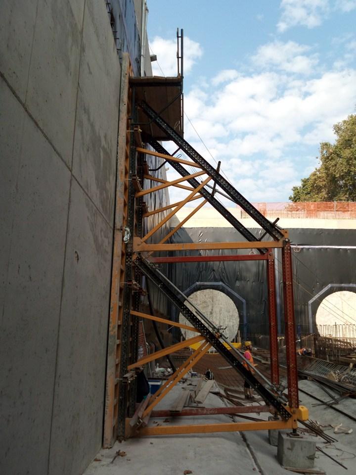 Ulma per la Metro BLU di Milano