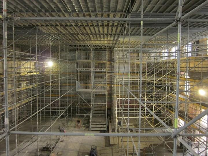 Ulma per la ristrutturazione dell'edificio E5 Lavazza