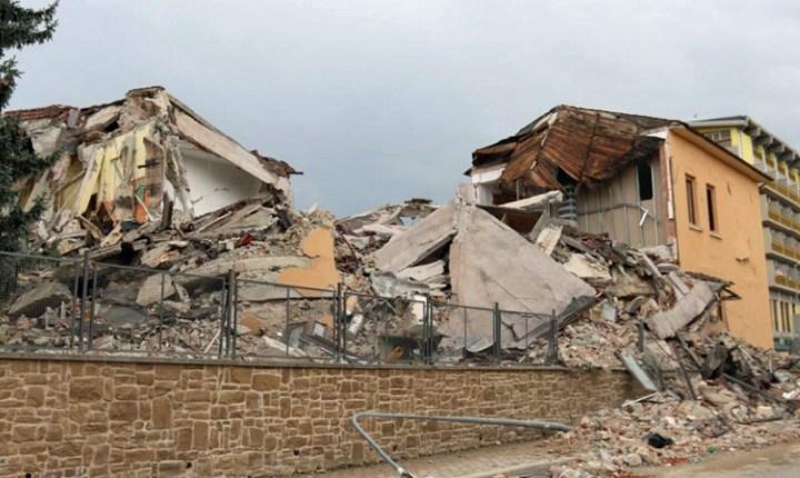 Ricostruzione Centro Italia, accordo tra Croce Rossa e Architetti