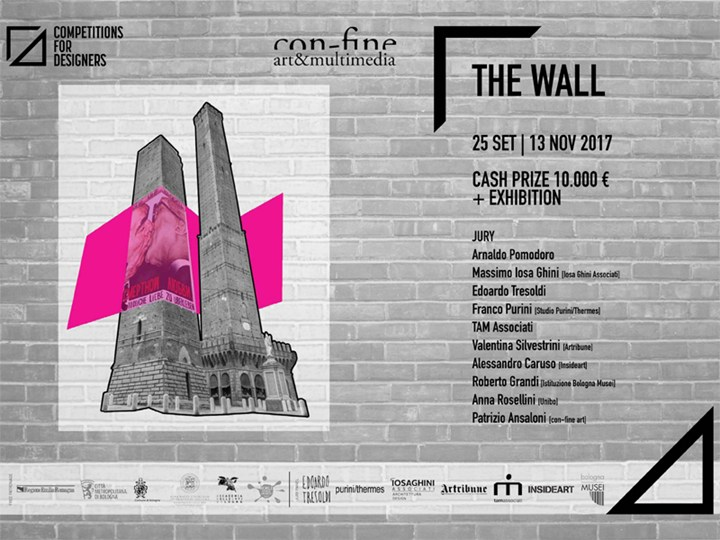 Bologna: installazioni site-specific sul tema 'The Wall'