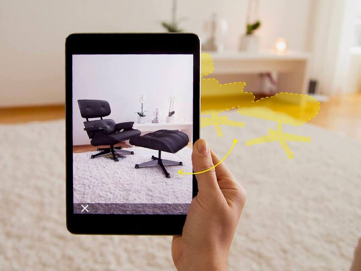 Get Ready For The Future Interior Design Meets Augmented Reality
