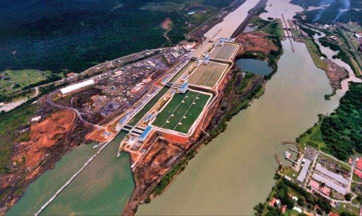 Panama - Salini Impregilo - Ampliamento del Canale di Panama - terzo set di chiuse