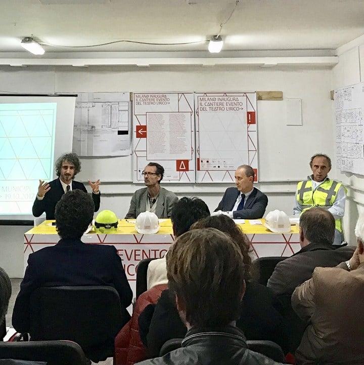 I Municipi nel Cantiere-evento di Milano