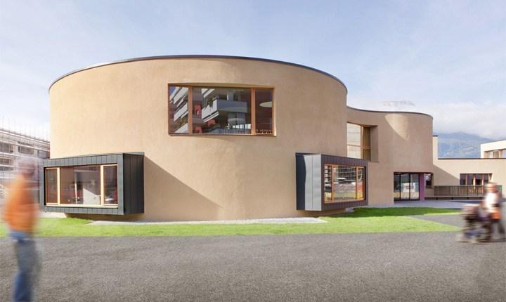 "Polo per l'infanzia ""Firmian"" Bolzano - © photo: Modus Architects"