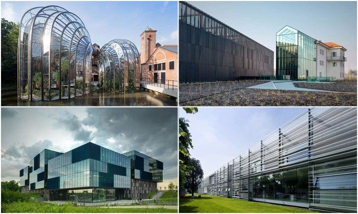 La sostenibile leggerezza del vetro, scelta sempre più diffusa in architettura