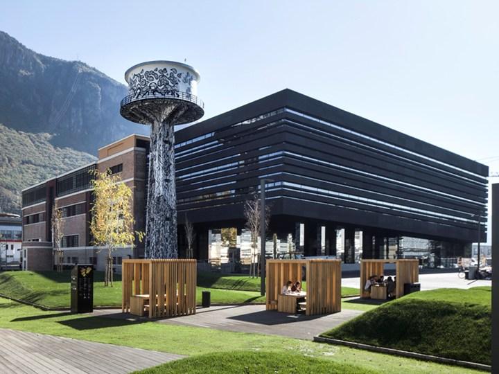 È nato il NOI Techpark, il Parco tecnologico di Bolzano
