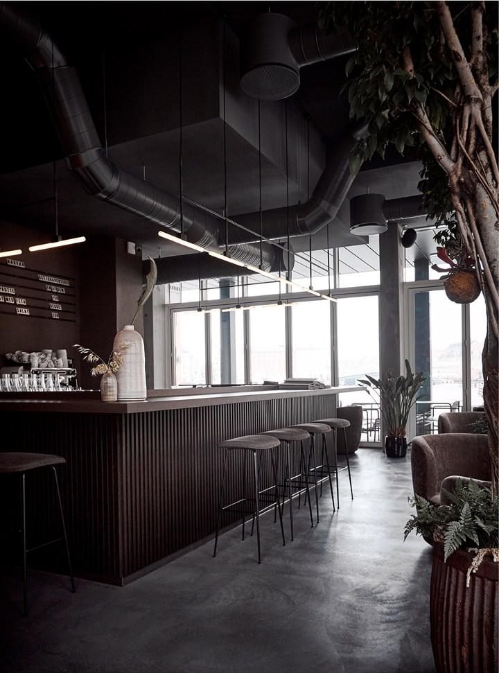 A Copenaghen un wine bar industriale dal mood 'Hygge'