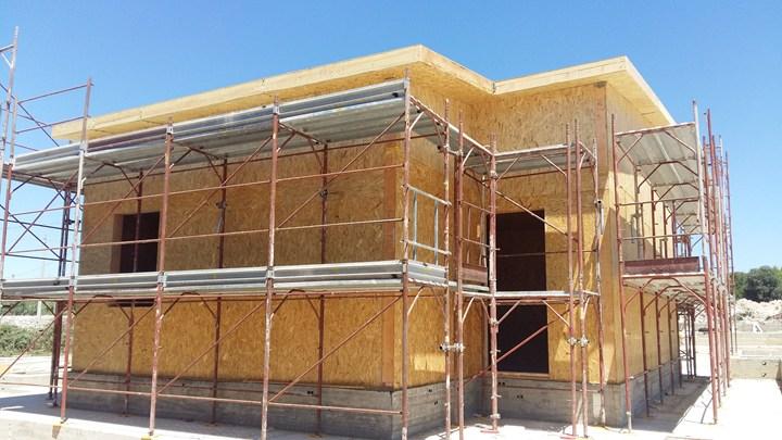Cortexa: l'isolamento a cappotto per case in legno performanti e protette