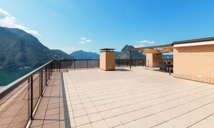 Coperture, che differenza c\'è tra lastrico solare e terrazzo?