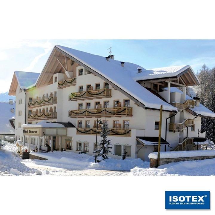 ISOTEX® + BASF-NEOPOR® a Klimahouse