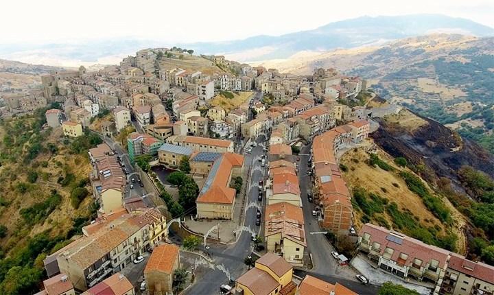 Capizzi (Messina) - Foto tratta da: http://appenninobiketour.com
