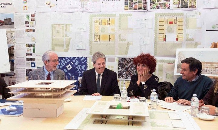 Sorgerà a Sora (Fr) la scuola innovativa progettata da Renzo Piano