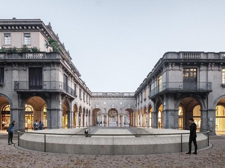"""Concorso per il Centro di Bergamo Bassa: vince """"Flânerie"""""""