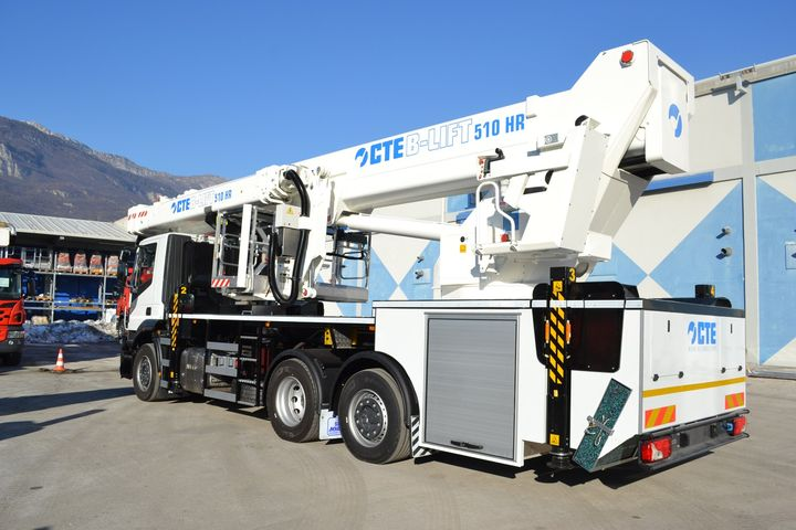 CTE B-LIFT 510 High Range per Elevateur Srl