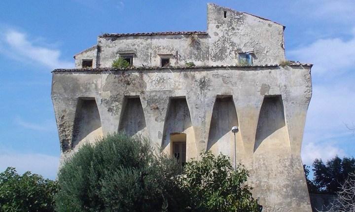Foto: Agenzia del Demanio - Torre Angellara, Salerno