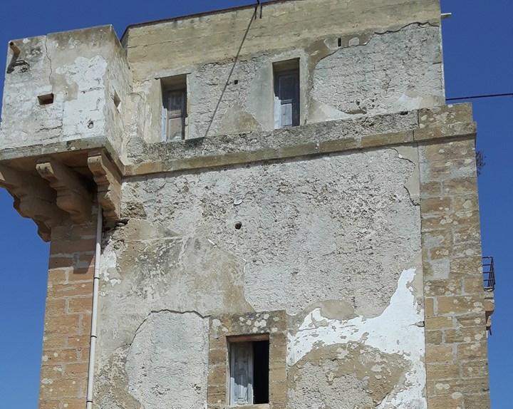 Foto: Agenzia del Demanio - Torre S. Francesco, Trapani