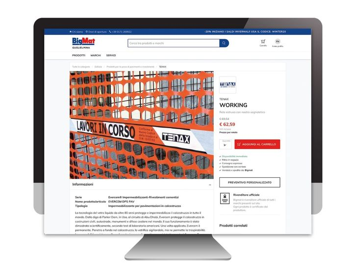 Archiseller, l'e-commerce dell'edilizia